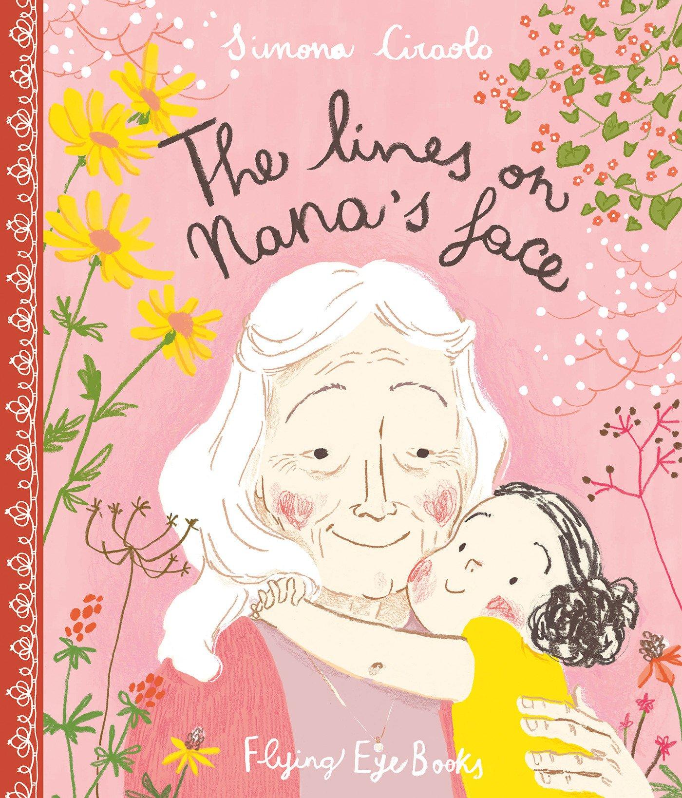 Lines On Nana's Face By Simona Ciraolo