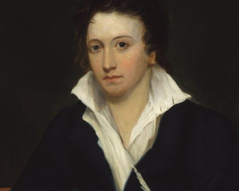 Wordsworth and Shelley as Romantic poets
