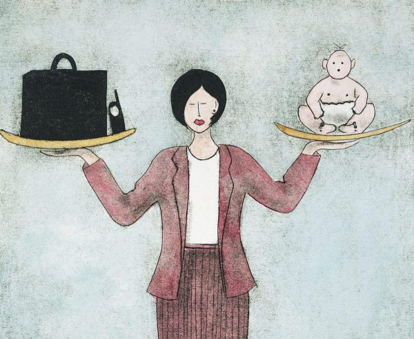 motherhood or career